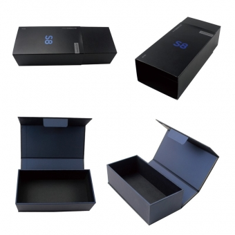 Custom phone Lockable Magnetic Key Holder box
