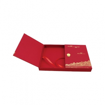 A4 Gift Box With Ribbon