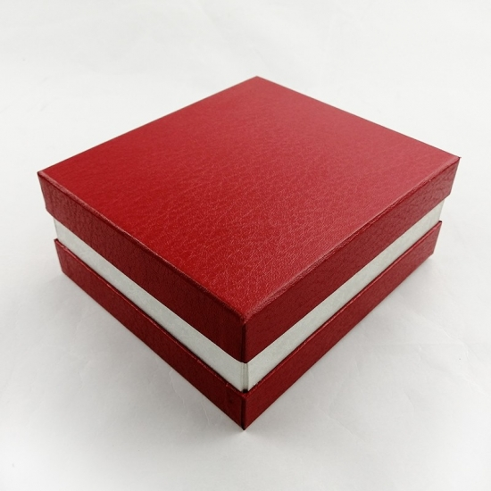 Custom large decorative square gift boxes with lids