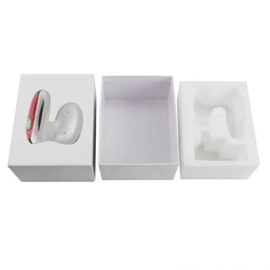 small decorative rigid lid and base gift boxes with PE foam