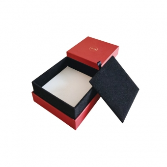 10x10 square gift box with lid