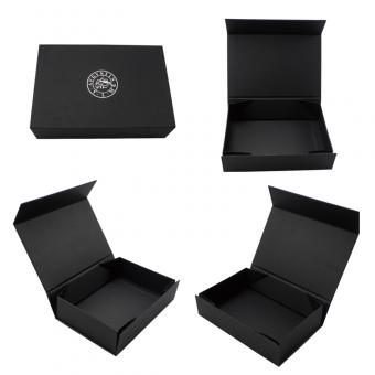 Black Box Magnetic Lid