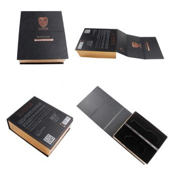 Clamshell Box Packaging